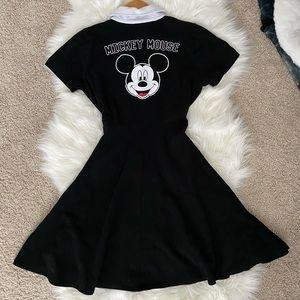 MICKEY MOUSE DRESS SIZE S DISNEY NWOT